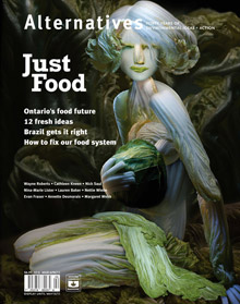 Alternatives Journal - Just Food 37.2