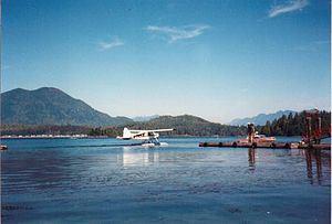 Clayoquot Sound, near Tofino (Photo credit: Wikipedia)