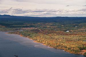 Nadleh Whut'en First Nation and Fraser Lake, v...