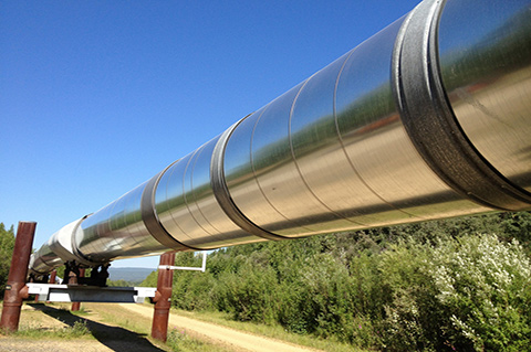 Photo: Yes, pipeline spills are good for the economy