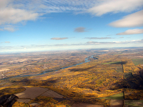 Photo: Site C proposal puts treaty commitments to the test