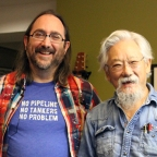Podcast: David Suzuki on Donald Trump, Fake News, Justin Trudeau and Pipeline Politics